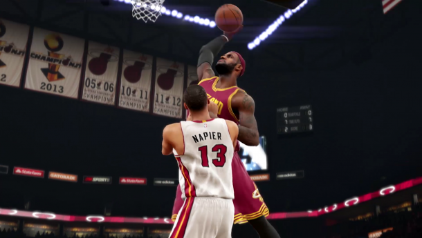 NBA 2K15 Launch Teaser